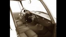 Maserati Quattroporte I - seconda serie - plancia