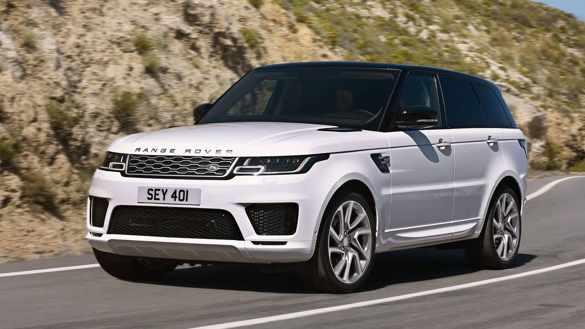 Land Rover Sport >> 2018 Range Rover Sport Plug In Hybrid Ve Svr Geldi