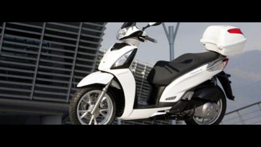 Kymco People GT 300i 2010