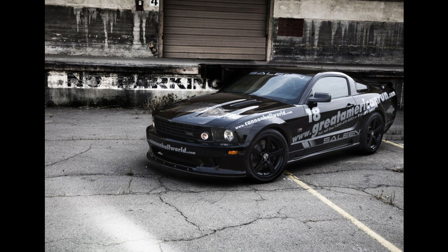 Ford Mustang Saleen S281 Extreme