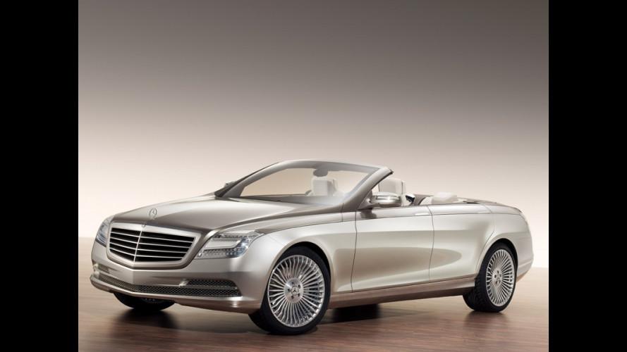 Mercedes Concept Ocean Drive: una limousine cabriolet!