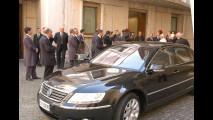 Una Phaeton per Papa Benedetto XVI