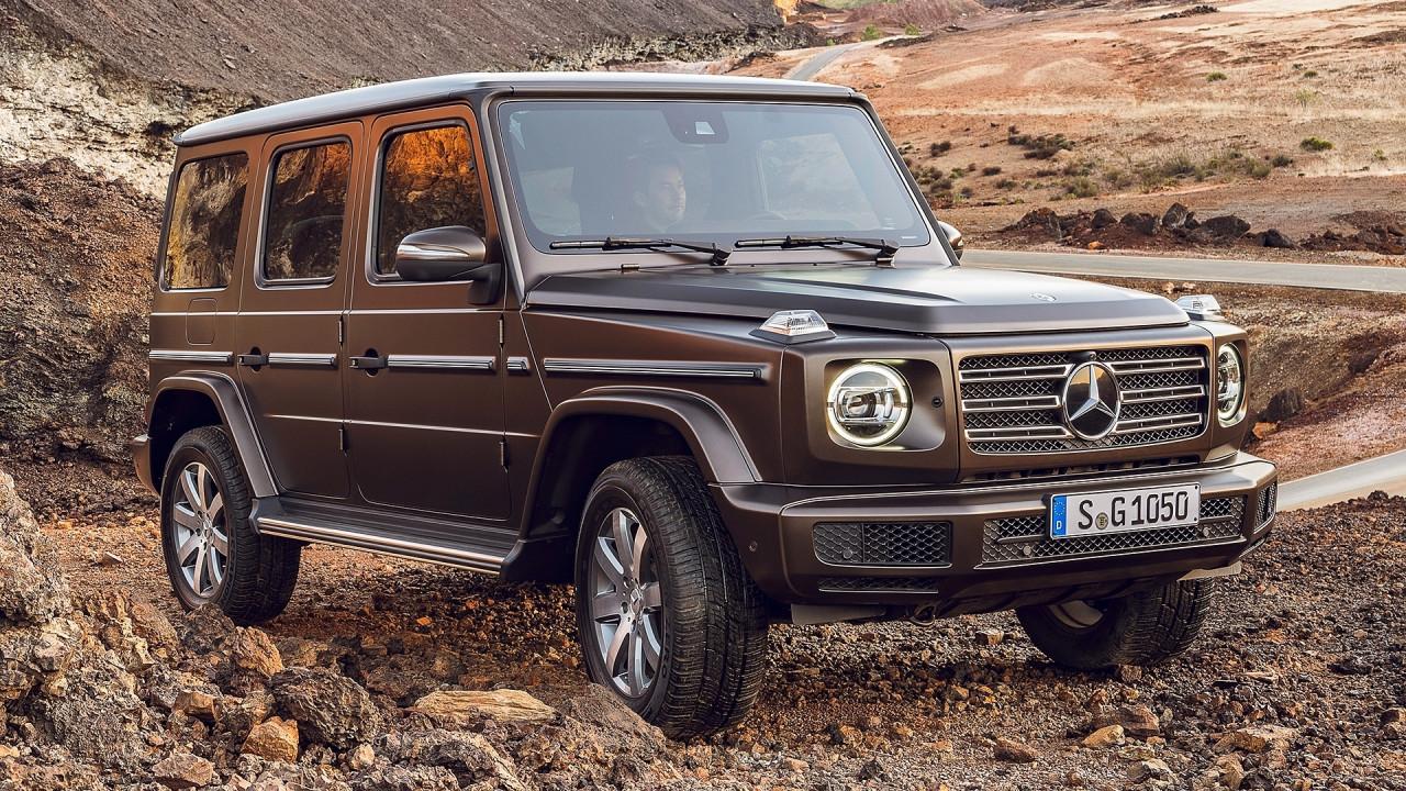 [Copertina] - Nuova Mercedes Classe G, ecco i prezzi