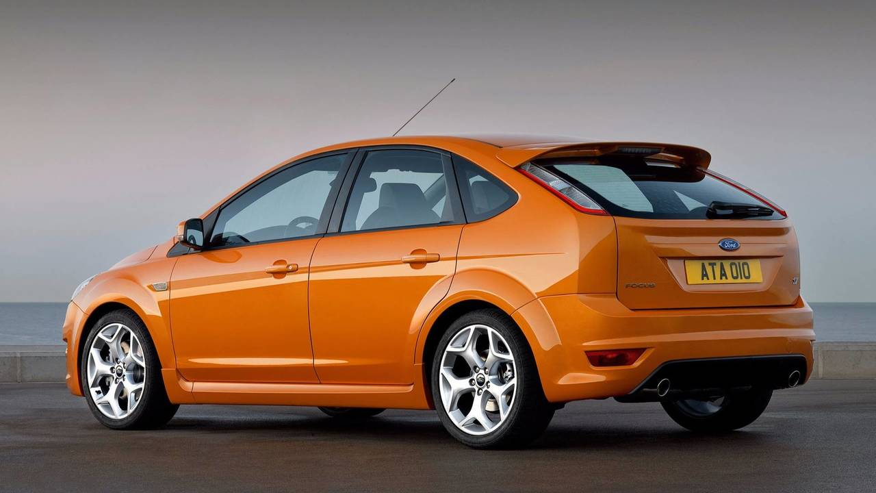 2008-2012 Ford Focus ST 5 kapı