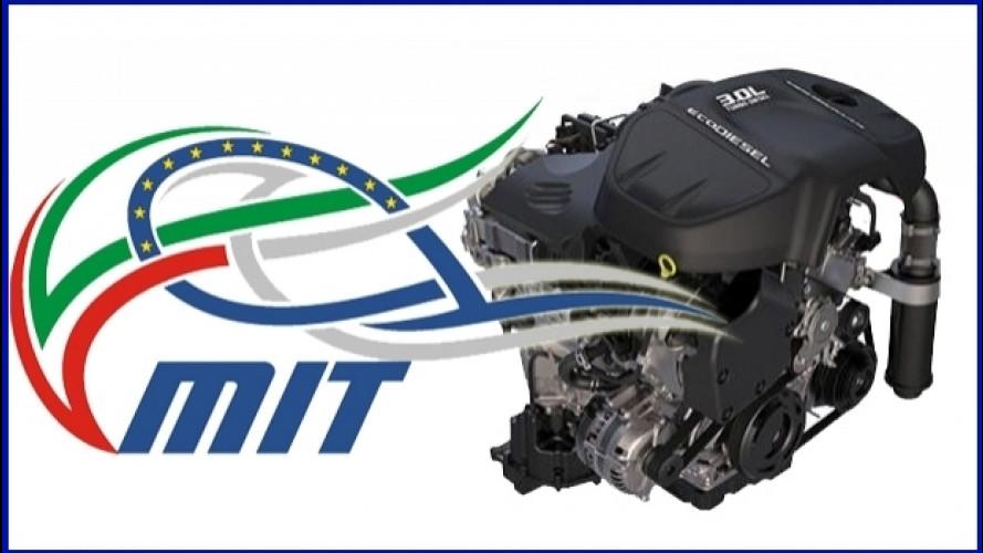 [Copertina] - FCA, il Ministero dei Trasporti scagiona i diesel italiani