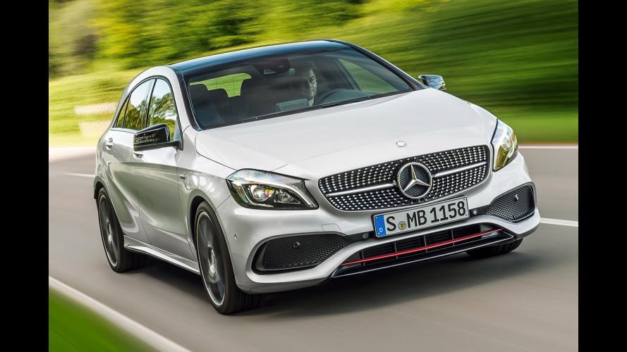 Mercedes supera Audi nelle vendite italiane