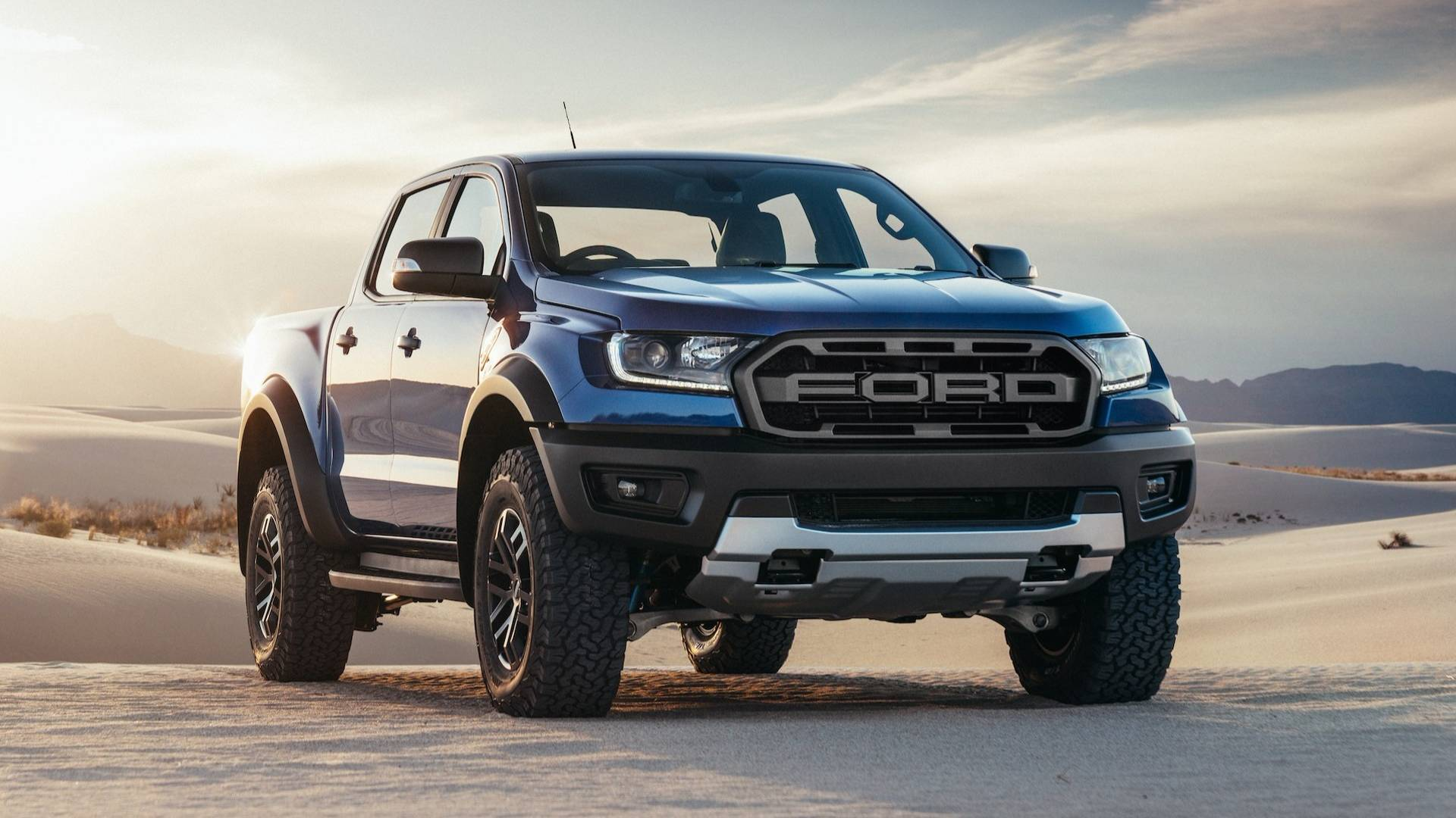 Ford Ranger Raptor Won't Get A Manual Gearbox