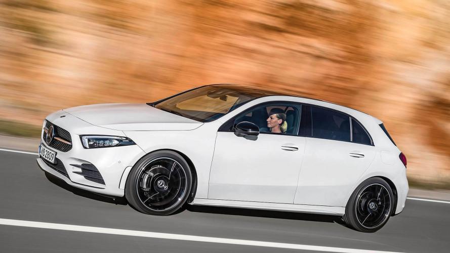 La Mercedes Classe A avec deux motorisations hybrides ?