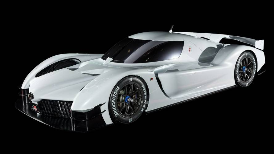 Toyota Announces 986-HP Hypercar From GR Racing Team