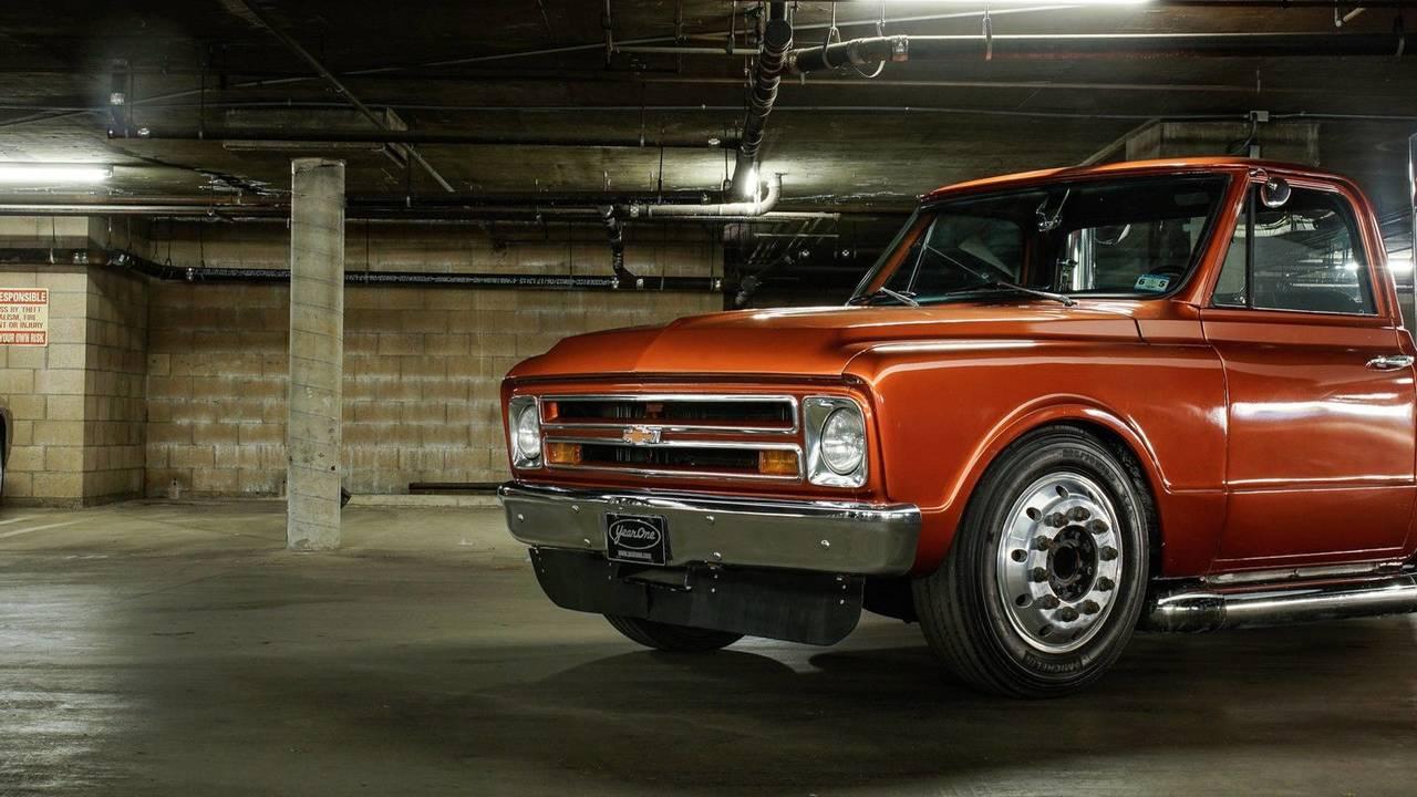 1967 chevrolet truck specs