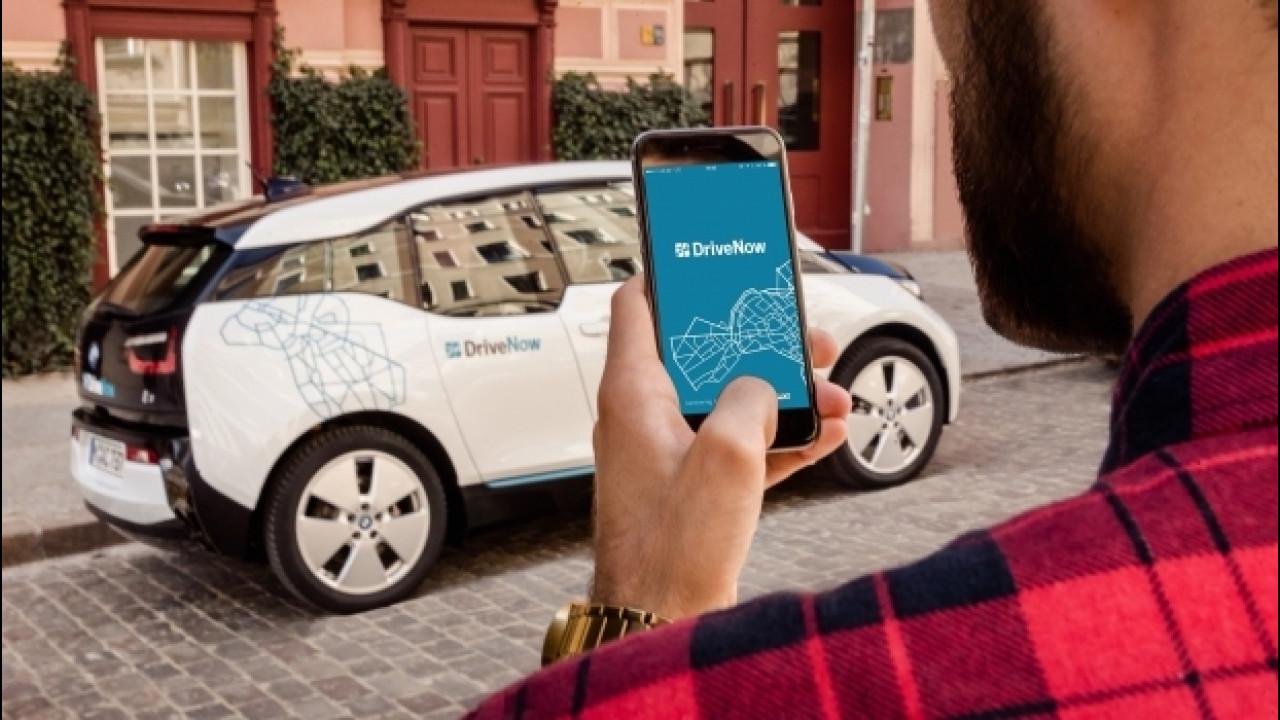 [Copertina] - BMW DriveNow, il car sharing premium