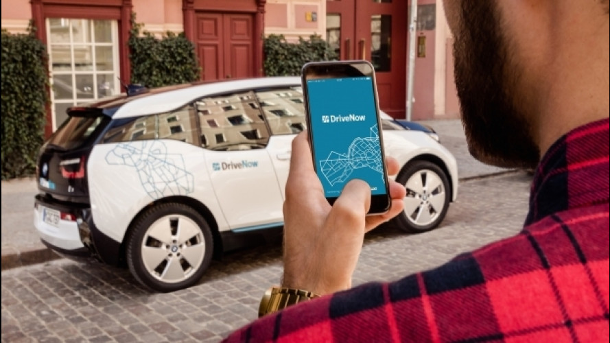 BMW DriveNow, il car sharing premium
