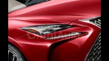 Nuova Lexus CT, il rendering 001