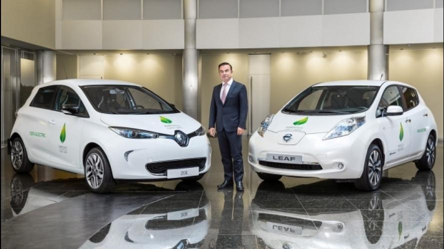 Alleanza Renault-Nissan, insieme per COP22 e l'ambiente