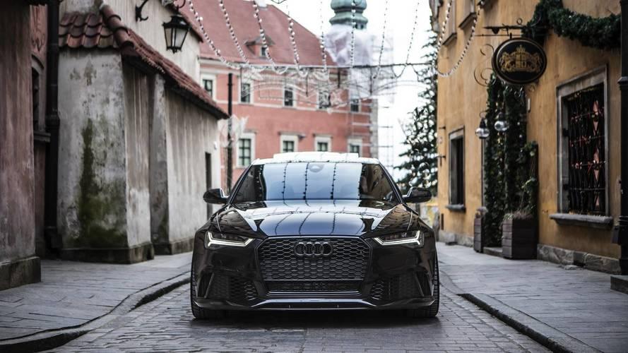 ¿Un Audi RS 6 en formato berlina? No es oficial, pero existe