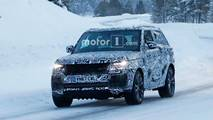 Land Rover Range Rover Coupe Spy Photos