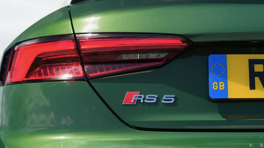 2017 Audi RS5 full review