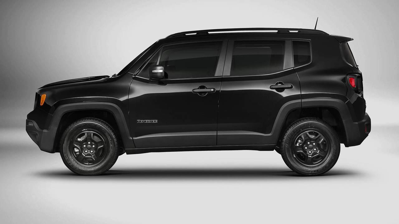 Jeep Renegade Custom 1.8