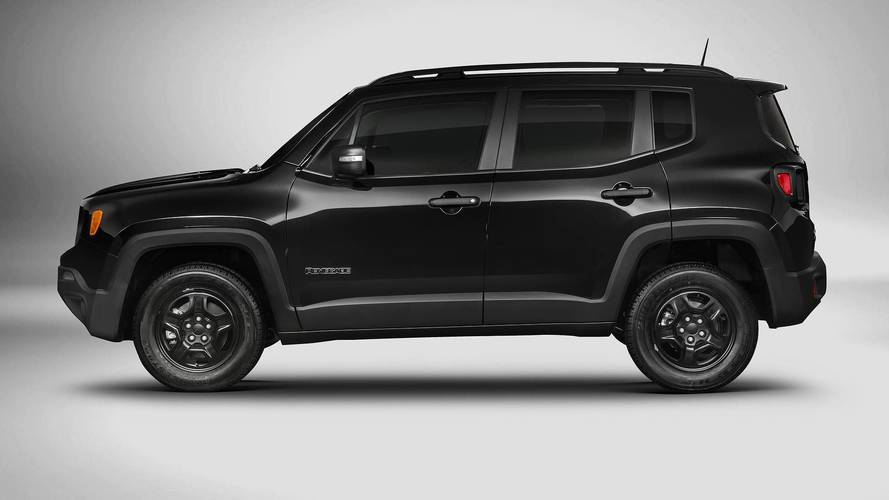 Jeep Renegade Custom 1.8
