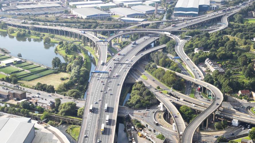 Spaghetti Junction to be immortalised in Lego