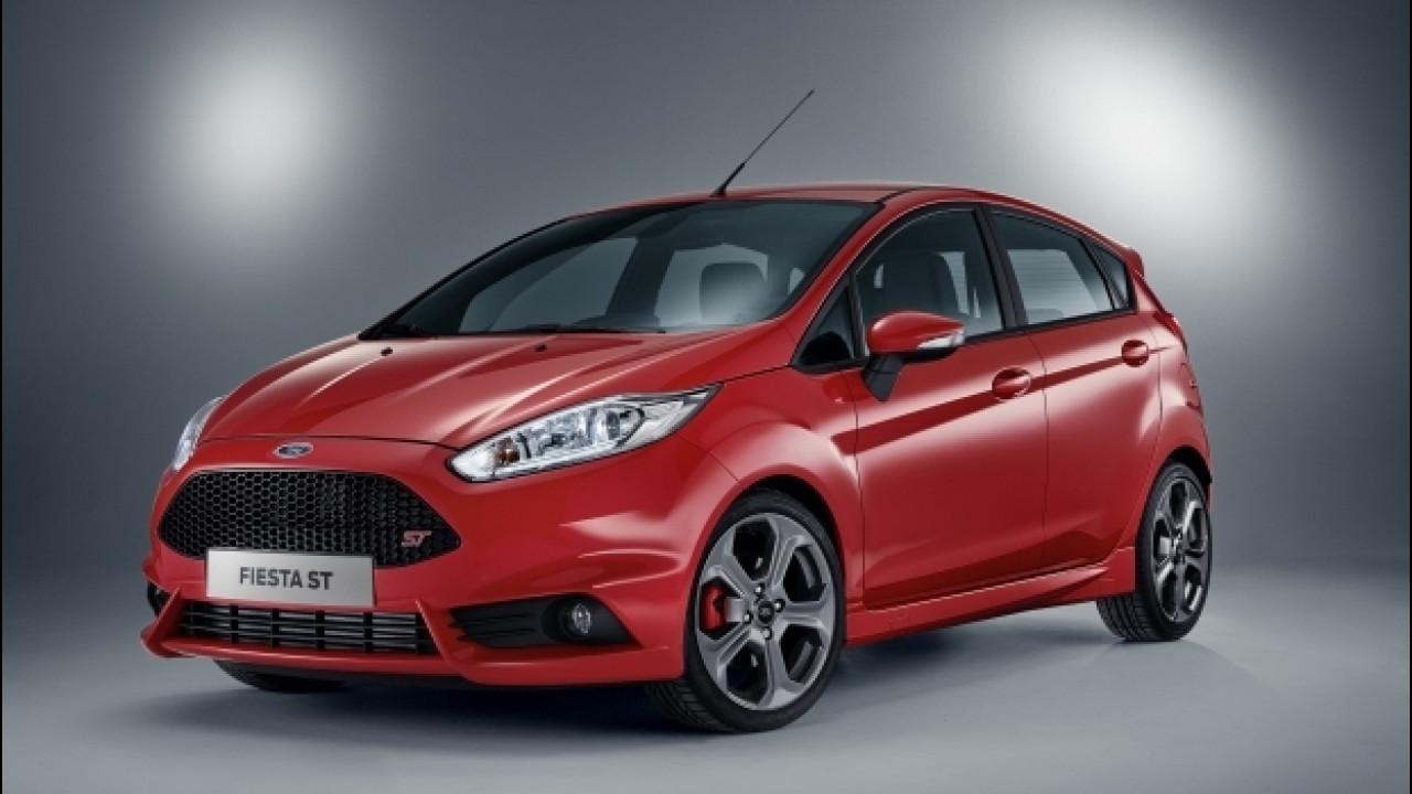[Copertina] - Ford Fiesta ST, ora anche a cinque porte