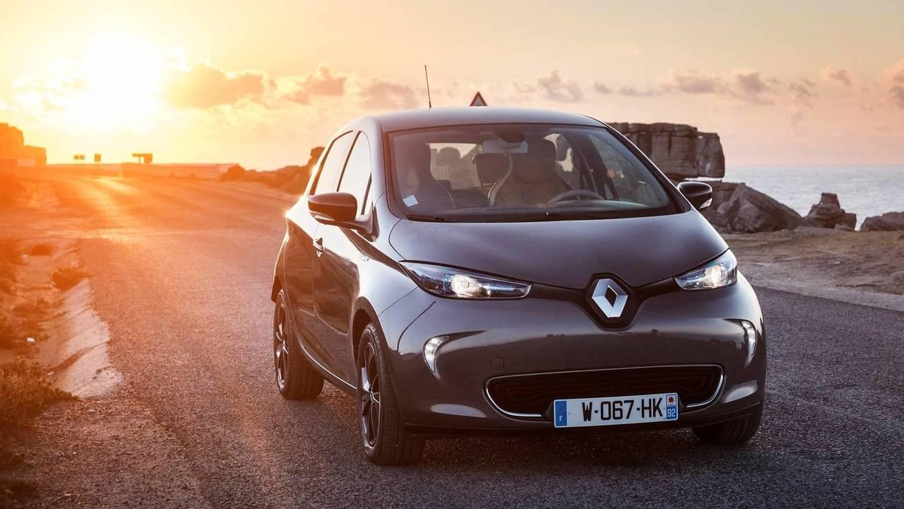 7 - Renault Zoé