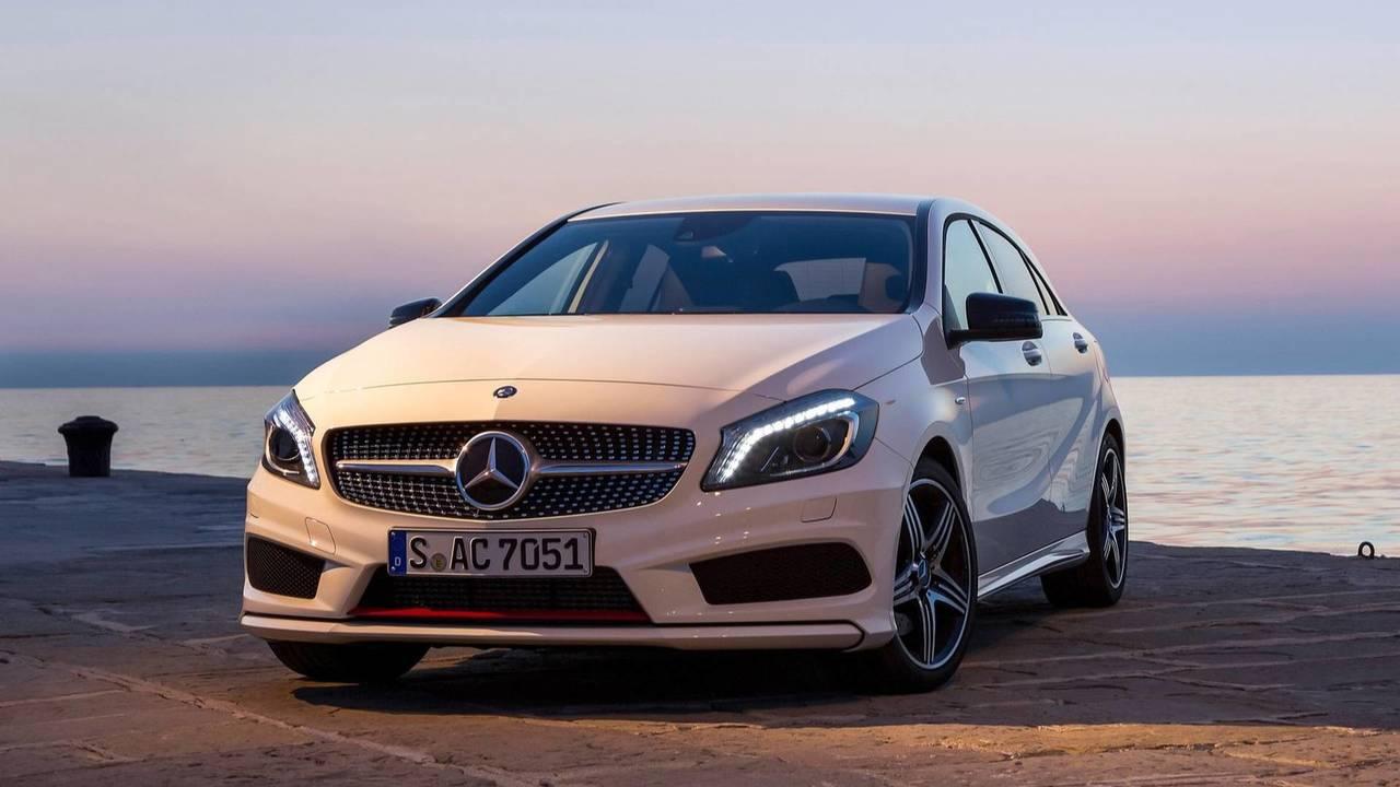 2012 - Mercedes-Benz Classe A