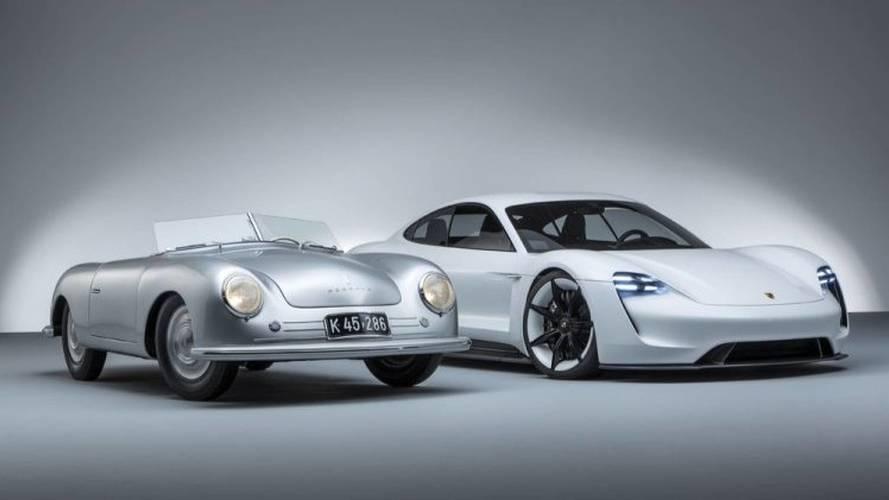 Porsche CEO Says Automaker's Future Hinges On Mission E Success