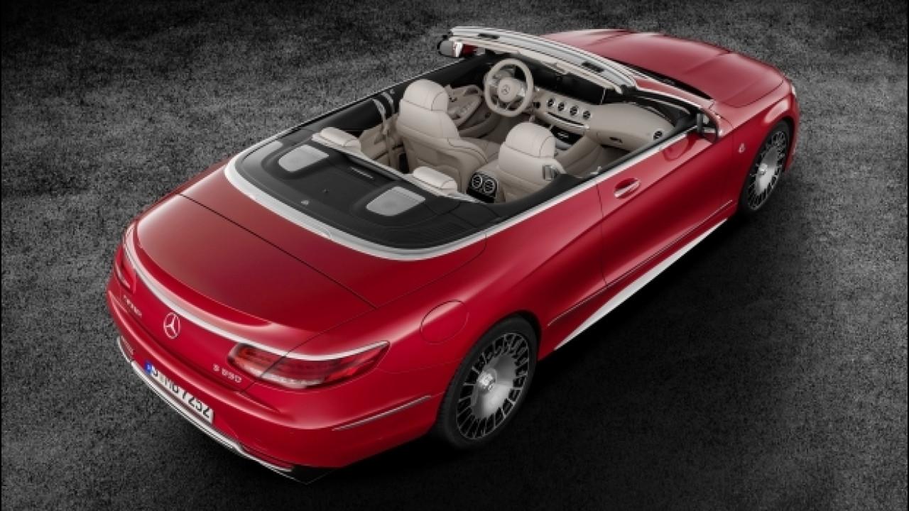 [Copertina] - Mercedes-Maybach S 650 Cabriolet, come scoprire il lusso