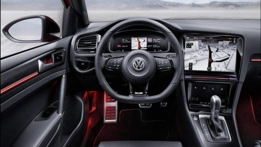 [Copertina] - Volkswagen Golf, domani è il giorno del restyling