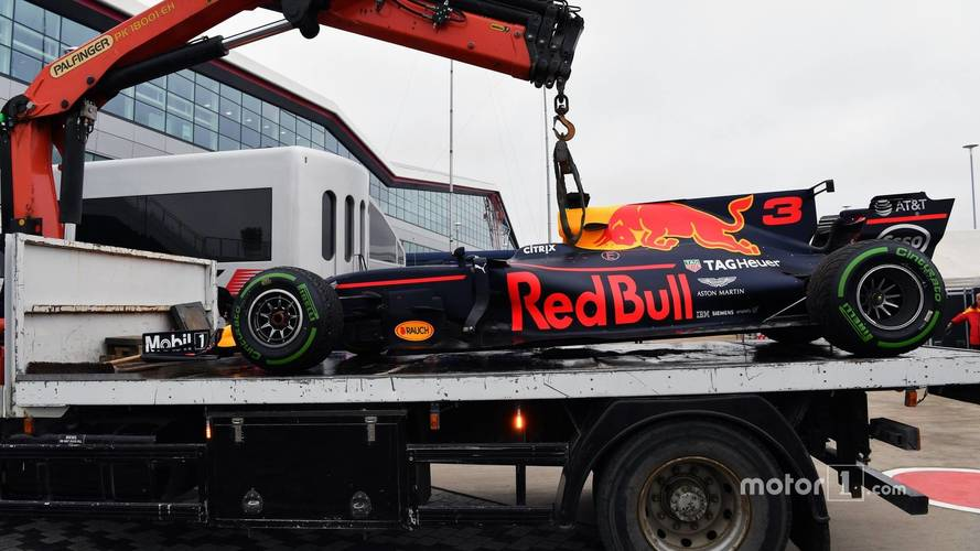 "Red Bull Endured ""Worst Year Since 2006"" For Reliability"