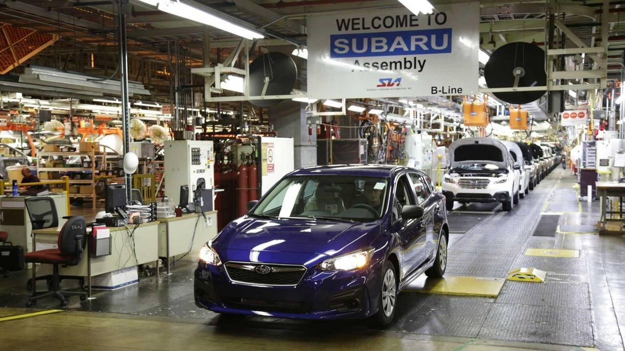 Subaru Assembly