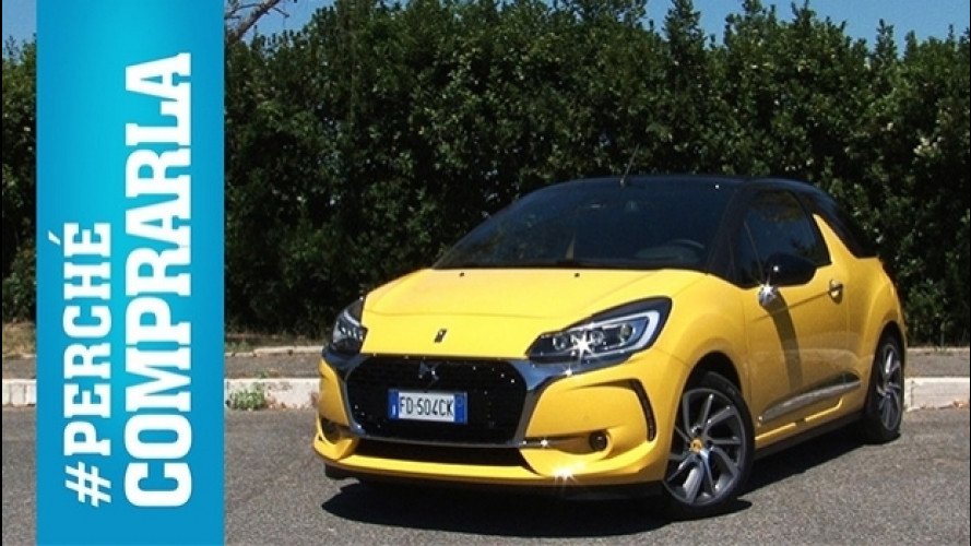 DS3 Cabrio, perché comprarla… e perché no [VIDEO]