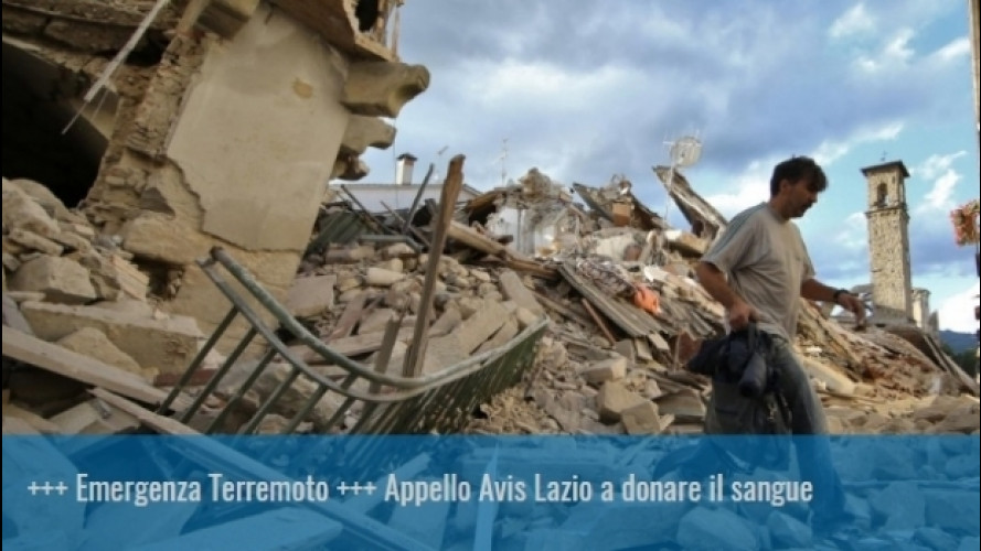 [Copertina] - Terremoto, emergenza sangue: Uber rimborsa i donatori