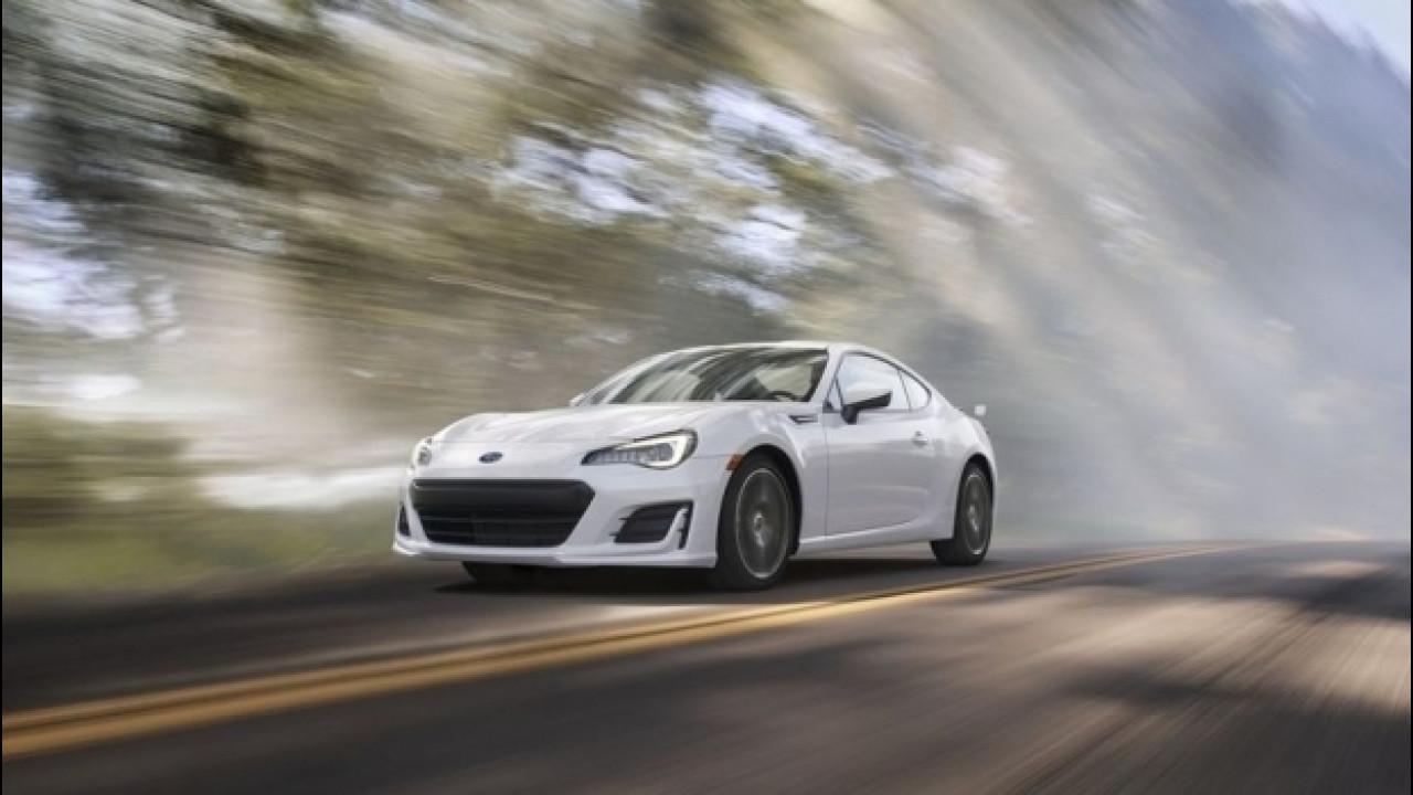 [Copertina] - Subaru BRZ, è tempo di restyling