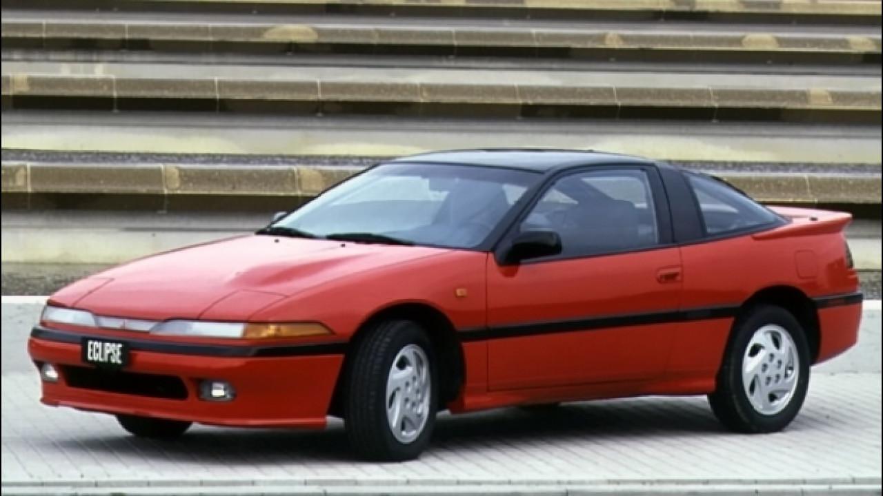 [Copertina] - Mitsubishi Eclipse, giapponese all'americana