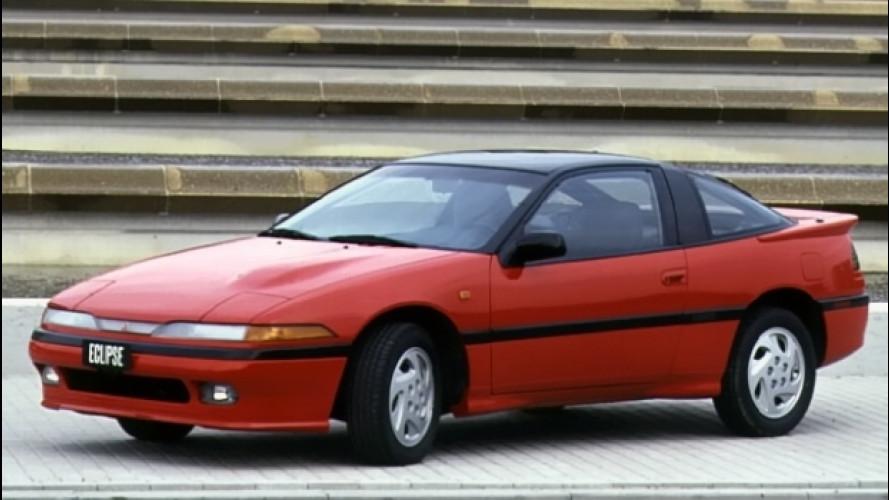 Mitsubishi Eclipse, giapponese all'americana
