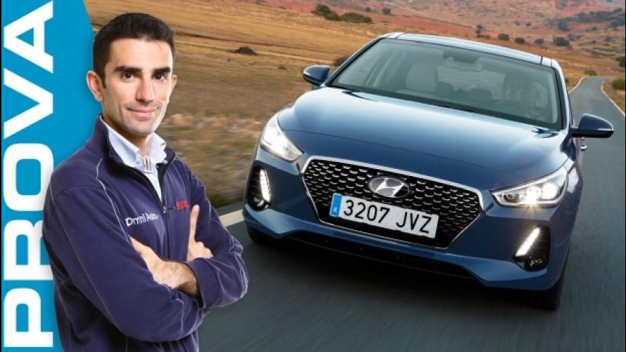 Nuova Hyundai i30, la prova del 1.4 T-GDI [VIDEO]