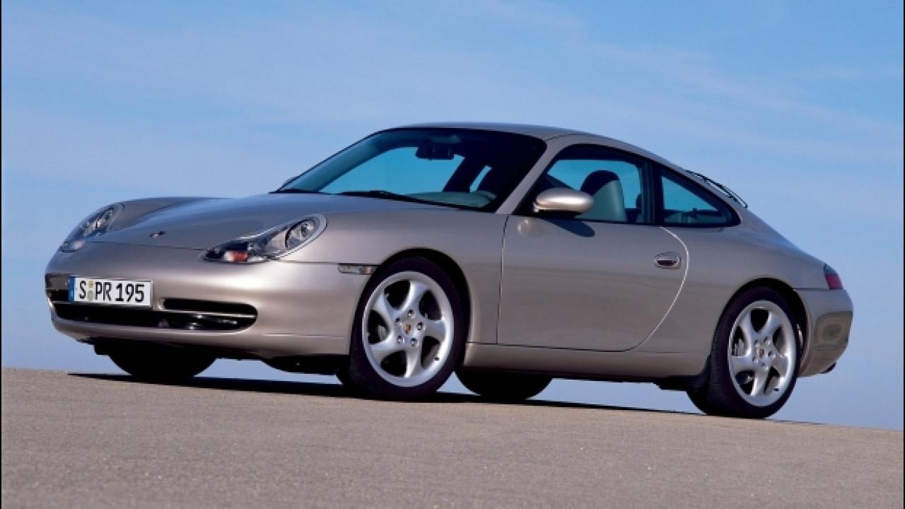 [Copertina] - Porsche 911, i vent'anni della 996