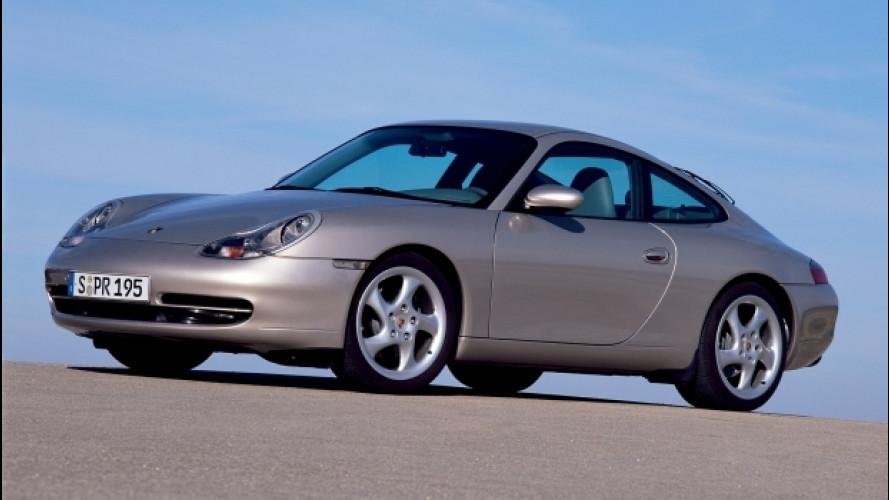 Porsche 911, i vent'anni della 996