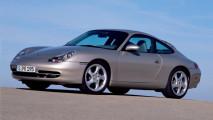 porsche 911 996 la storia