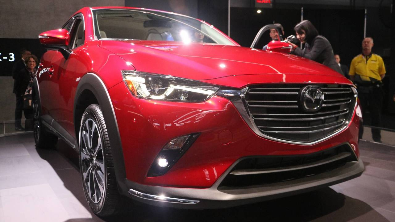 2018 Mazda CX-3: News, Changes, Performance >> 2019 Mazda Cx 3 Debuts With 148 Hp And Improved Interior