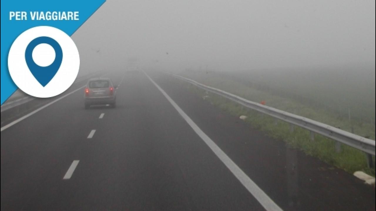 [Copertina] - Viaggiare con la nebbia, 3 dritte