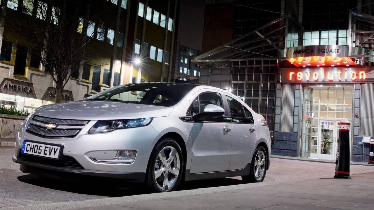 2011 World Green Car: Chevrolet Volt / Opel Ampera