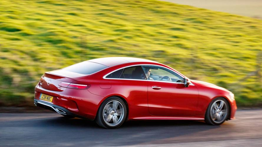 2017 Mercedes-Benz E-Class Coupe review: a practical coupe