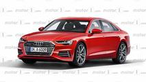 2019 Audi A6 render