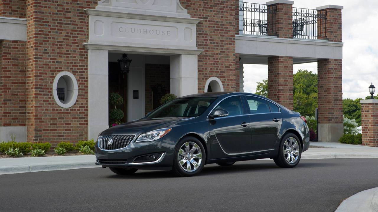10. Buick Regal