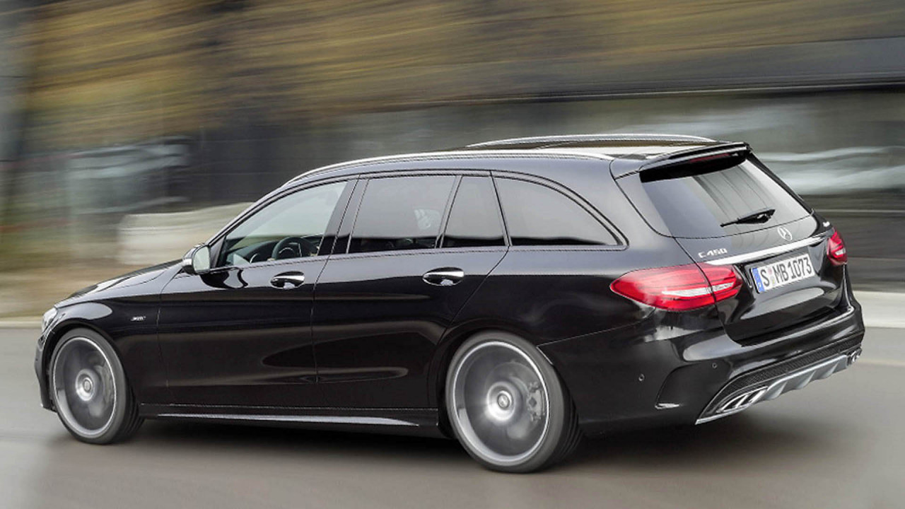 Mercedes-AMG C 43 T-Modell / C 63 T-Modell