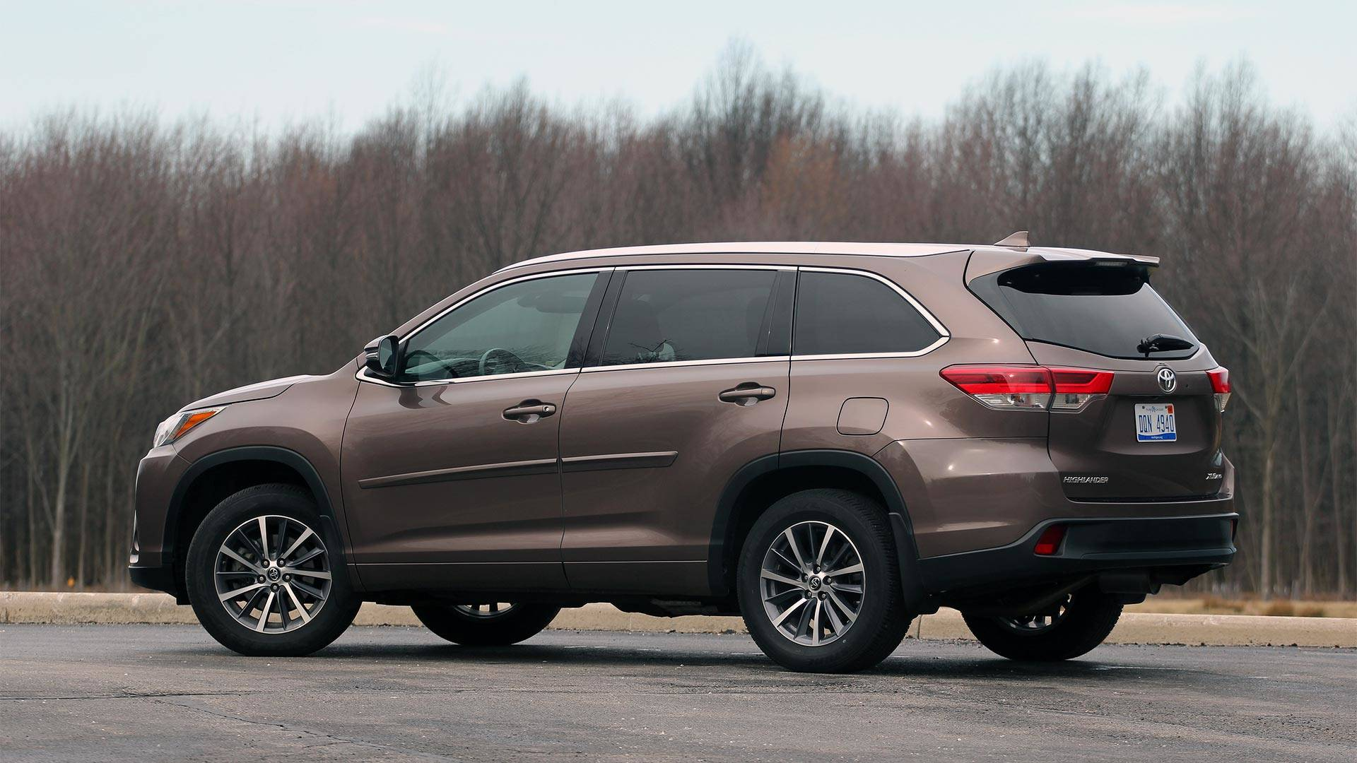 2018 Toyota Highlander Review A Safe Bet