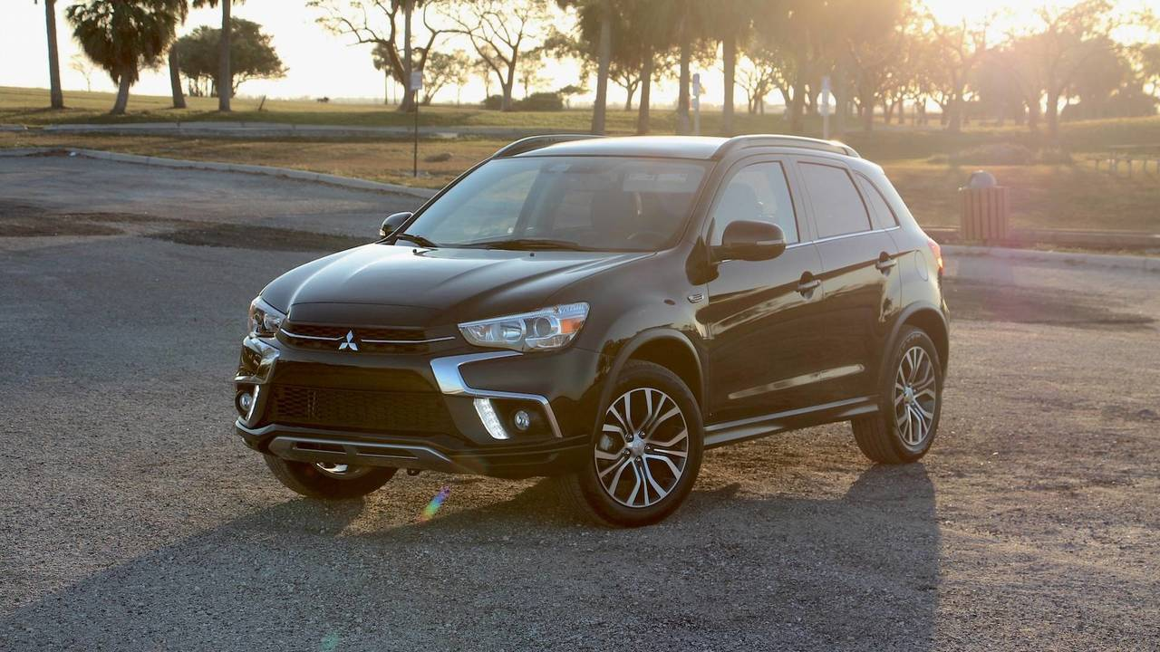 2018 Mitsubishi Outlander Sport: Review